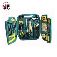 27 шт. ремонтные Инструменты Набор отверток Набор ножей в чемодане для домашнего ручного инструмента коробки инструменты caixa de ferramenta DN107