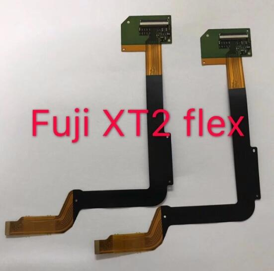 NOUVELLE COPIE XT2 Flex Arbre Tournant LCD FPC Flex Câble Pour Fuji Fujifilm X-T2 Camera Repair Partie Unité