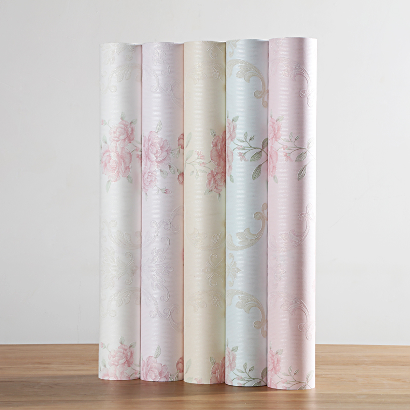 Modern Floral Wallpapers for Living Room Non Woven Wall Paper Roll for Walls 3D Flower Stripped Wallpapers Mural papel contact high quality wall paper mural flower floral wallpaper for walls wallpapers non woven 3d stereoscopic wallpapers papel de parede