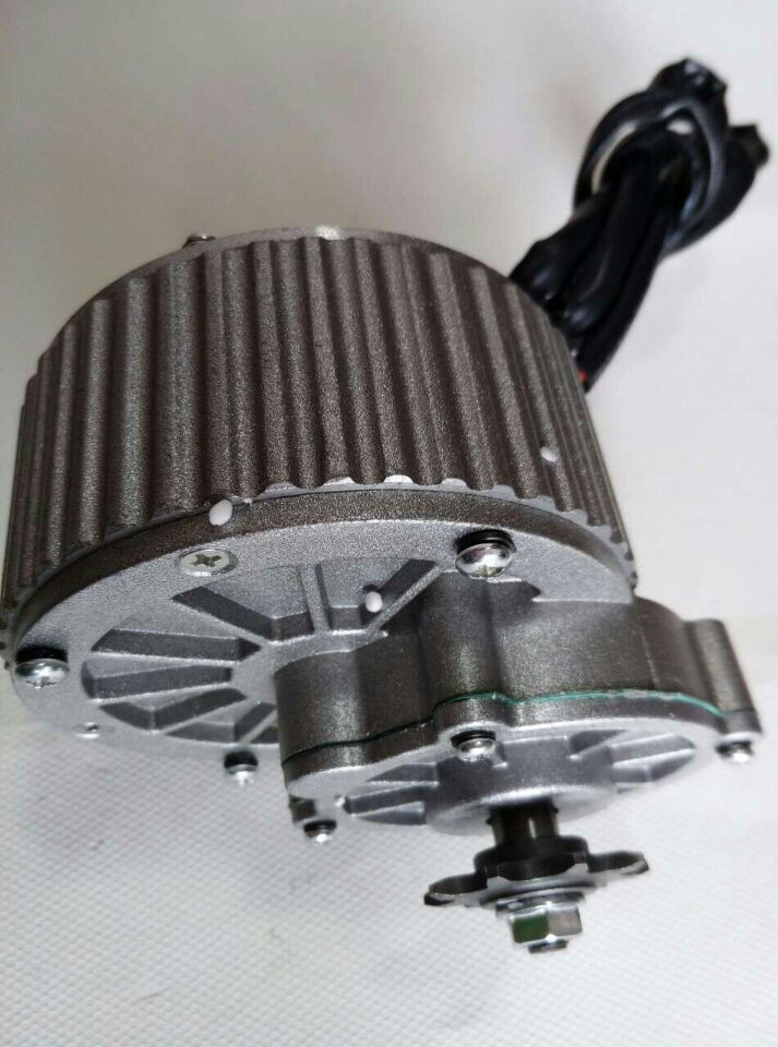 24 v 36 v 450 watt Upgrade Elektrische Bike Pinsel Motor Conversion Kit Gas Mit Schlüssel Schalter Bremshebel