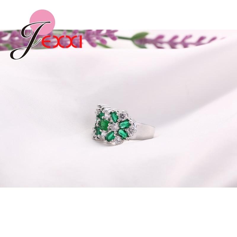 Najprodavaniji vjenčani prstenovi za žene u zbrinjavanju 925 srebra - Modni nakit - Foto 3