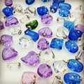 50pieces/lot mixed shape color Crystal Vials perfume pendant Rhinestone vial pendants handmade jewelry name or rice art