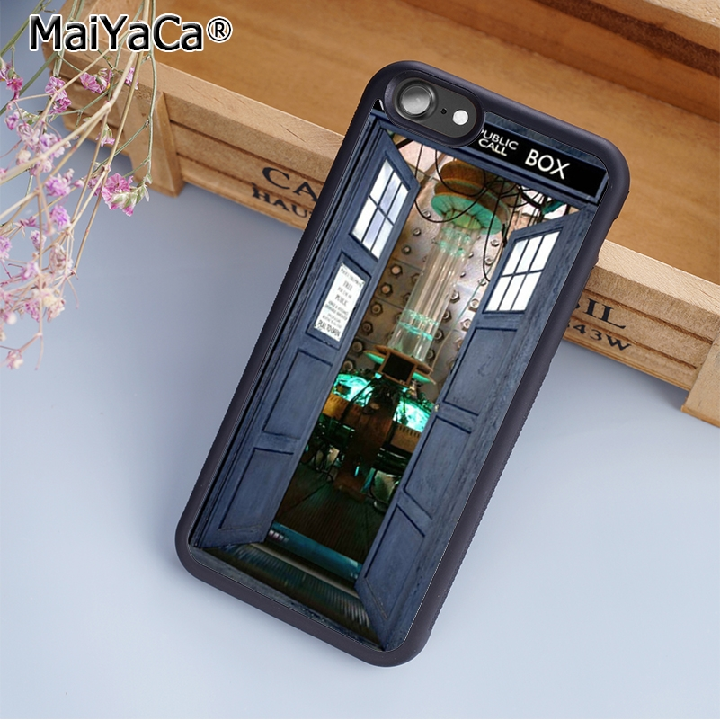 Fitted Cases Cellphones & Telecommunications Analytical Maiyaca Doctor Who New Phone Case Cover For Iphone 5s Se 6 6s 7 8 Plus 10 X Samsung Galaxy S6 S7 S8 Edge Note 8 Agreeable To Taste