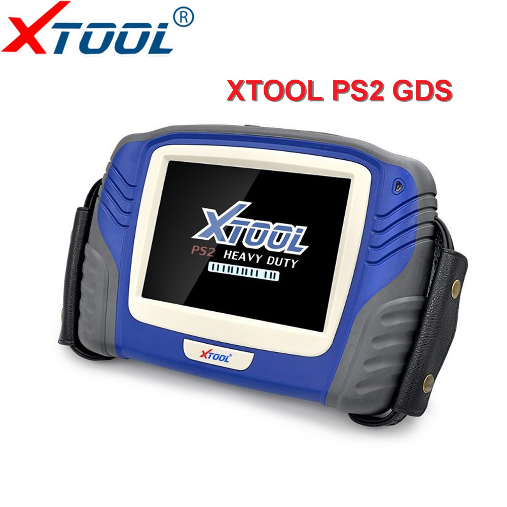 Xtool PS2 Heavy duty truck diagnostic tool X-TOOL PS2 HD Truck scanner good price ps2 truck professional diagnostic tool 95% new original good working inverter washing machine board for xqb70 j85s xqb60 t85 xqb70 t85 xqb60 j85s on sale