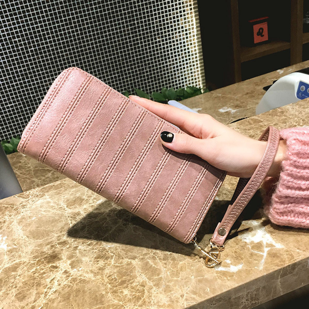 Aelicy 2018 New Design Wallet Female Fashion Wallets Women Long Design Wallet Purse Fashion Men Women Leather Clutch Bags HOT qiwang fashion women wallets snake pattern leatherl wallet purse for women real leather hole design female long wallet women