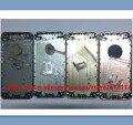 """Nova marca Para O Iphone 6 4.7 """"Back Tampa Da Caixa para 6 plus 5.5"""" porta tampa da bateria Moldura Quadro Do Meio Chassis Frete Grátis"""