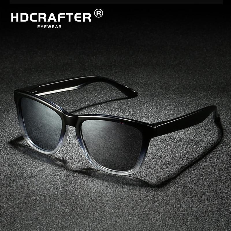Men Vintage Polarized Sunglasses Women Oversized Sun Glasses Male Brand Driving Mirrors Coating Lenses Eyeglasses Oculos De sol