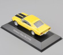 Mini Car Model Toys Kids Toy Atlas 1/43 Scale Chevrolet Opala SS(1976) Type Diecast Truck