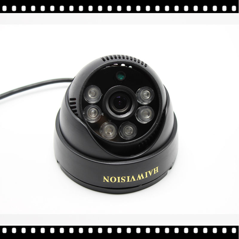 Indoor 2mp 1080p Mini DOME IP Camera 3.6mm Vision de vandalismo Camara IP Free Shipping