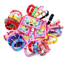 Color Bamboo Hair Accessories For Women Headband,Elastic Bands For Hair For Girls,Hair Band Hair Ornaments For Kids
