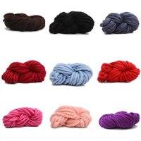 250g DIY Chunky Woolen Yarn Iceland Arm Knitting Wool Handmade Super Soft