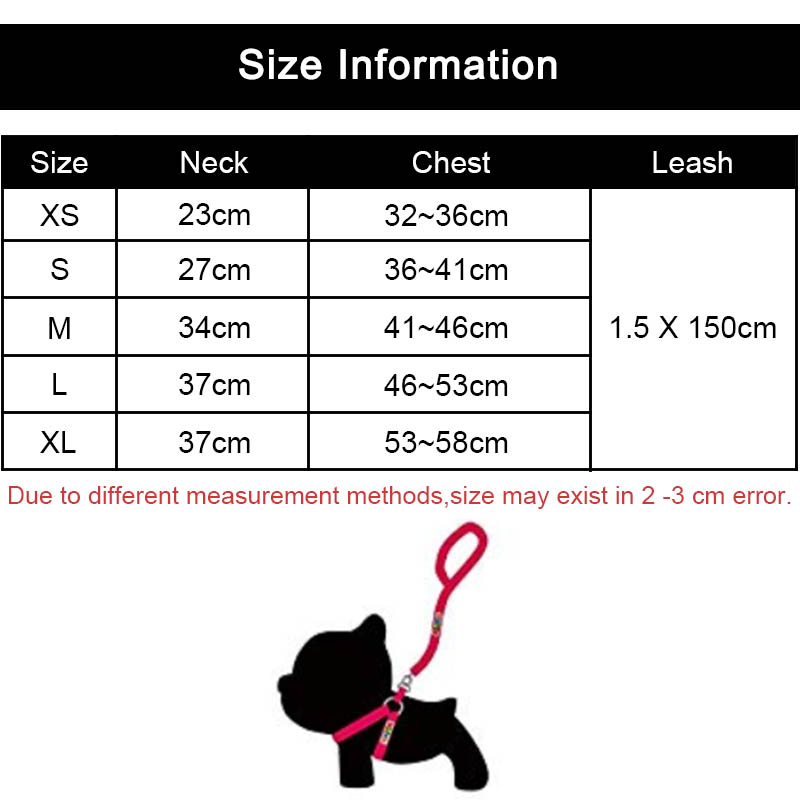 MySudui cat small dog harness and leash set Reflective Soft mesh chihuahua dog puppy harness lead dog vest harness arnes perro (7)