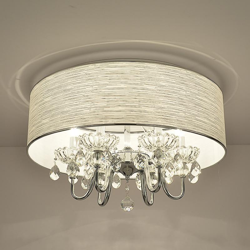 (EICEO) Kruhová LED stropní lampa Moderní Minimalistická jídelna Ložnice Lustr Velkoobchod Móda Kreativní inženýrství