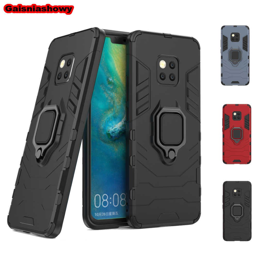 Case For Huawei P20 P30 Lite Kickstand Finger Ring Holder Case For Huawei Mate 20 Pro Mate 10 9 Lite Phone Case Cover Shell Capa