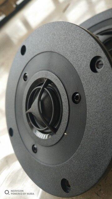 2 pièces Melo David ( Vifa fait nouveau vieux stock )25mm 1 pouce soie dôme HIFI audio tweeter haut-parleur