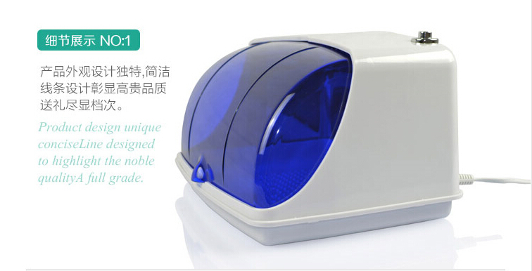 Free Shipping Professional UV Sterilizer Cabinet For Nail Tools Towel UV Disinfection Equipment Sterilizer Box цена