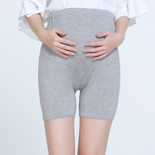 Maternity Shorts Soft Modal Underwear for Pregnant Women Safety Shorts Under Skirt Safety Pants Maternity Mini Leggings Clothes(China)