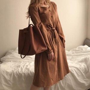 Image 2 - Moda PU deri kadın omuz çantaları marka çanta kadın kova çanta tasarımcısı askılı çanta yüksek kalite kadınlar Mujer Bolsas