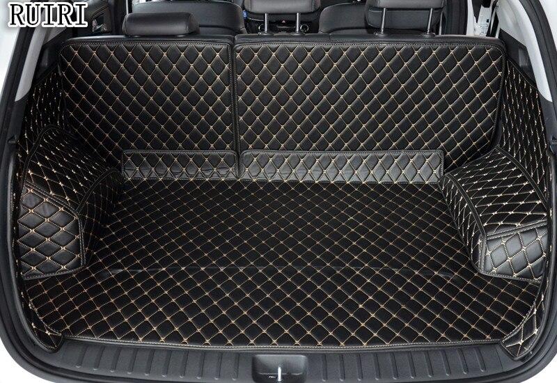 Gute Qualität! Spezielle Kofferraummatten für Hyundai Tucson - Auto-Innenausstattung und Zubehör