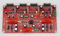 TDA7293 parallel + BTL amplifier board ,350W Mono Power Amplifier board,Using original TDA7293 and NE5532
