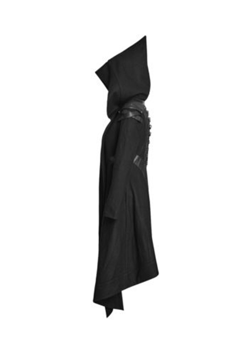 ee5aca6f846b Irregular Women Hooded Coat Punk Goth Cosplay Cyber Steampunk Witch Long  Jacket S-5XL 8906. cosplay women coat04 cosplay women coat01 cosplay women  coat02 ...