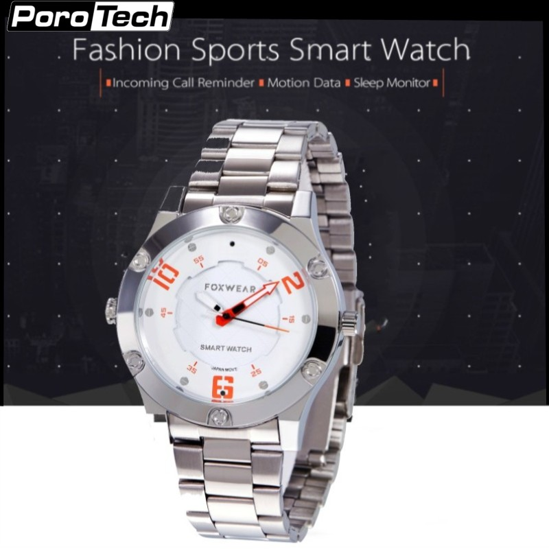 Smart Bluetooth Watch Fashion Sports Phone watch Compatible for IOS&Android with Pedomet ...