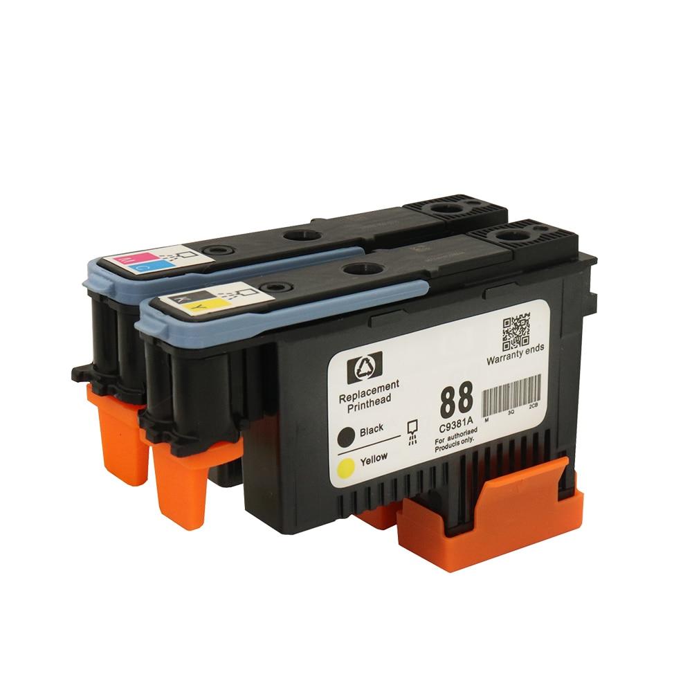Per Hp88 testina di stampa HP 88 testina di stampa C9381A C9382A per HP PRO K550 K8600 K8500 K5300 K5400 L7380 L7580 L7590 stampantePer Hp88 testina di stampa HP 88 testina di stampa C9381A C9382A per HP PRO K550 K8600 K8500 K5300 K5400 L7380 L7580 L7590 stampante