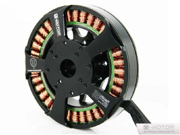 T-<font><b>Motor</b></font> U8 Series <font><b>170KV</b></font> Outrunner Brushless <font><b>Motor</b></font> for Multi-copter (6-12S) image