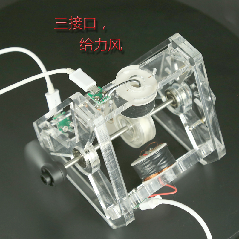 Holzer Stark Technology Studio 3 Turn Motor High Speed Motor Brushless Motor type 55tyb recorder calorimeter motor 375 motor turn