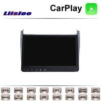 LiisLee For Volkswagen VW Polo Vento 6R MK5 2009~2017 Car Multimedia TV DVD GPS Radio Carplay Navigation Liislee Big Screen Navi