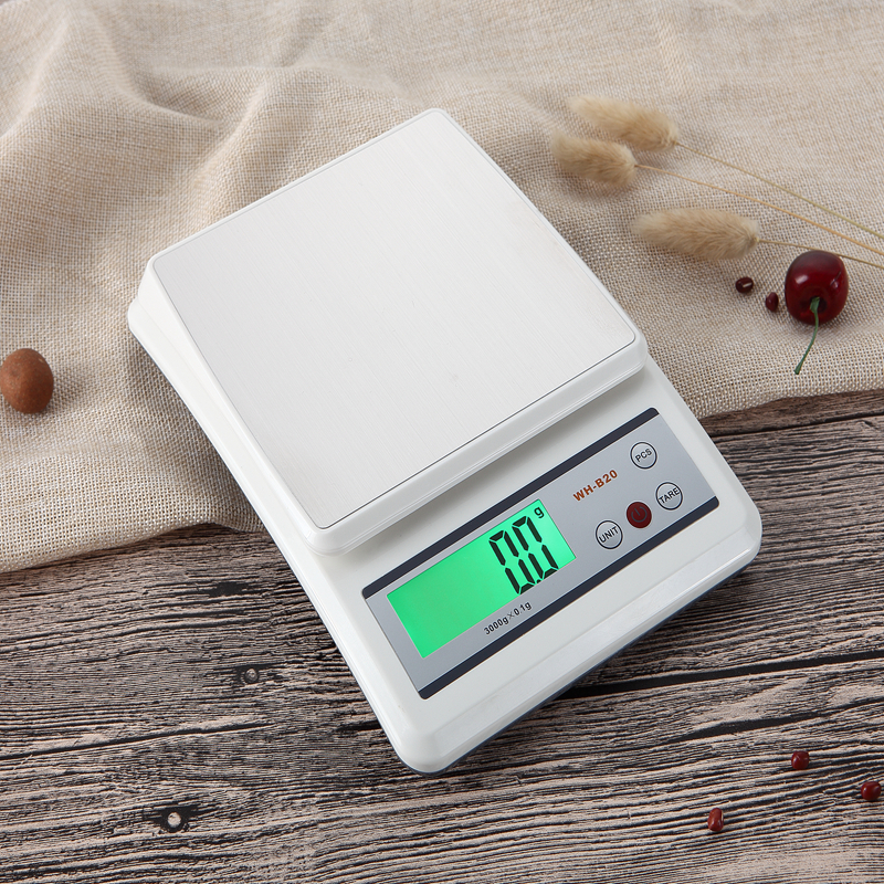 Awesome Us 16 99 15 Off 3Kg 0 1G Kitchen Electronic Scales Stainless Steel Surface Cooking Scale Counting Weighing Function Laboratory Bench Balance In Inzonedesignstudio Interior Chair Design Inzonedesignstudiocom