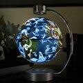 Креативная Новинка  настольная лампа Maglev Globe L  прикроватная лампа для спальни  декоративная настольная лампа  Детская обучающая лампа  бесп...