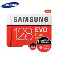 SAMSUNG New Micro SD Memory Card EVO 128GB 64GB 32GB 95MB S 100MB S C10 SDHC
