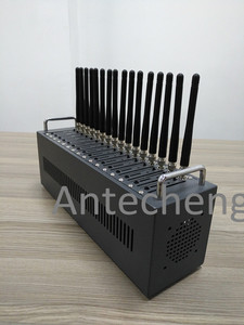 Image 5 - Mass sms sender/receiver 16 port gsm modem pool 850/900/1800/1900 MHz support AT command imei change