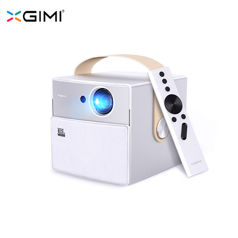XGIMI CC Aurora Mini Projector Led Full HD 1080P Portable Proyector Android 4.4 3D 1280x720 WIFI HDMI Bluetooth Home Theater original yg300 mini projector full hd led projector 500lm audio hdmi usb mini yg 300 proyector home theater media player beamer