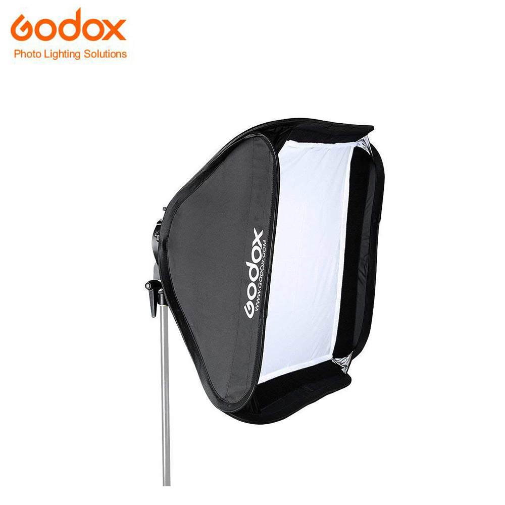 Flashbox Godox Softbox SFUV8080 Folding 80 * 80 cm + Mbajtës i - Kamera dhe foto - Foto 3