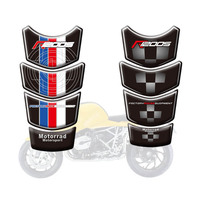 For BMW R1200S 2006 2009 Motorcycle 3D Tank Protective Cover Decals Sticker