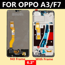 6.2 FOR OPPO A3 F7 PADM00 LCD Display+Touch Screen Digitizer Assembly Replacement for