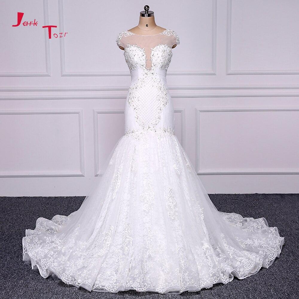 Cheap Wedding Dresses Madison Wi: Aliexpress.com : Buy Jark Tozr 100% Real Picture Wedding