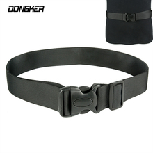 Military Adjustable Nylon Waist Belt Multifunctional Waist Tactical Pouch Strap Bag Accessory Waistband Black for Outdoor Sports naturehike yb02 multifunctional outdoor nylon waist bag blue gray 3l
