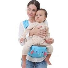 Segure Cintura alongar Fezes Cintura Portador de Bebê Dos Desenhos Animados Da Criança Do Bebê Cinto Infantil mochila infantil Baby Sling Hipseat Bebe Porte