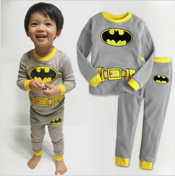 Popular Batman Kids Pajamas-Buy Cheap Batman Kids Pajamas lots ...