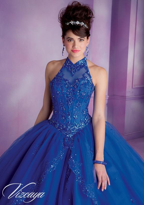 Aliexpress.com : Buy New Arrival Royal Blue Quinceanera Dresses ...