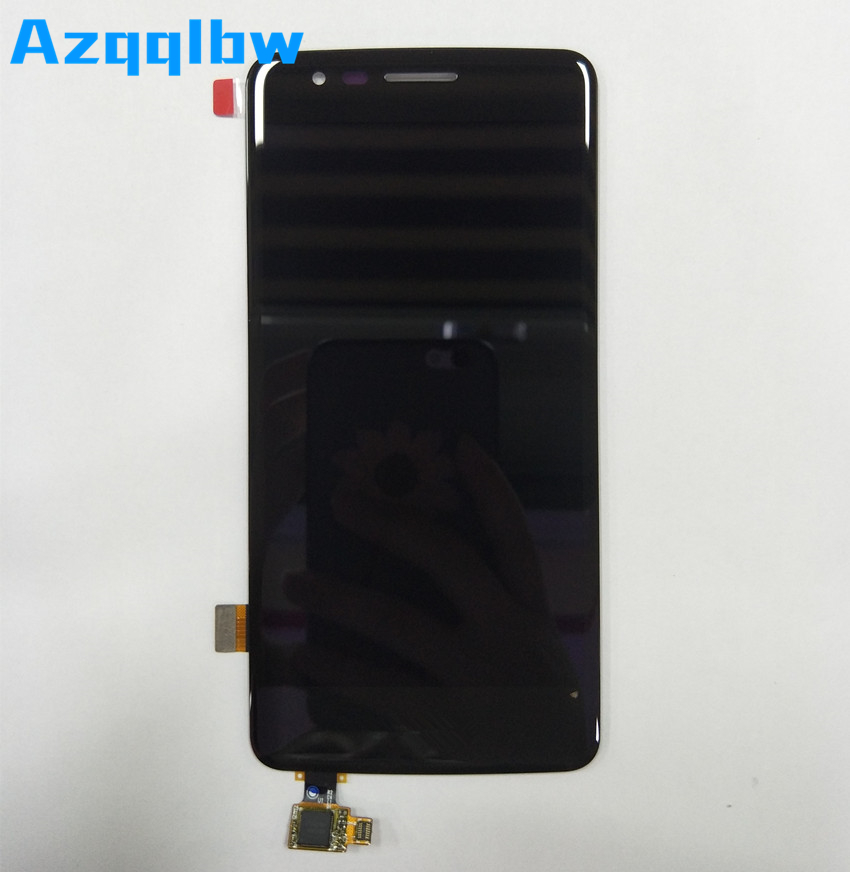 Azqqlbw For <font><b>LG</b></font> K8 2017 <font><b>X240</b></font> <font><b>LCD</b></font> Display Touch Screen Digitizer Assembly For <font><b>LG</b></font> K8 2017 <font><b>X240</b></font> Display with frame Replacement Parts image