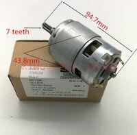 18 V מנוע חלקי 336628 עבור HITACHI WR18DJL WH18DJL WH18DGL מנוע אלחוטי Batt-אופר מברג כוח כלים