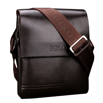 Leather Men Bag Casual Business genuine Leather Mens Messenger Bag Vintage Men's Crossbody Bag male