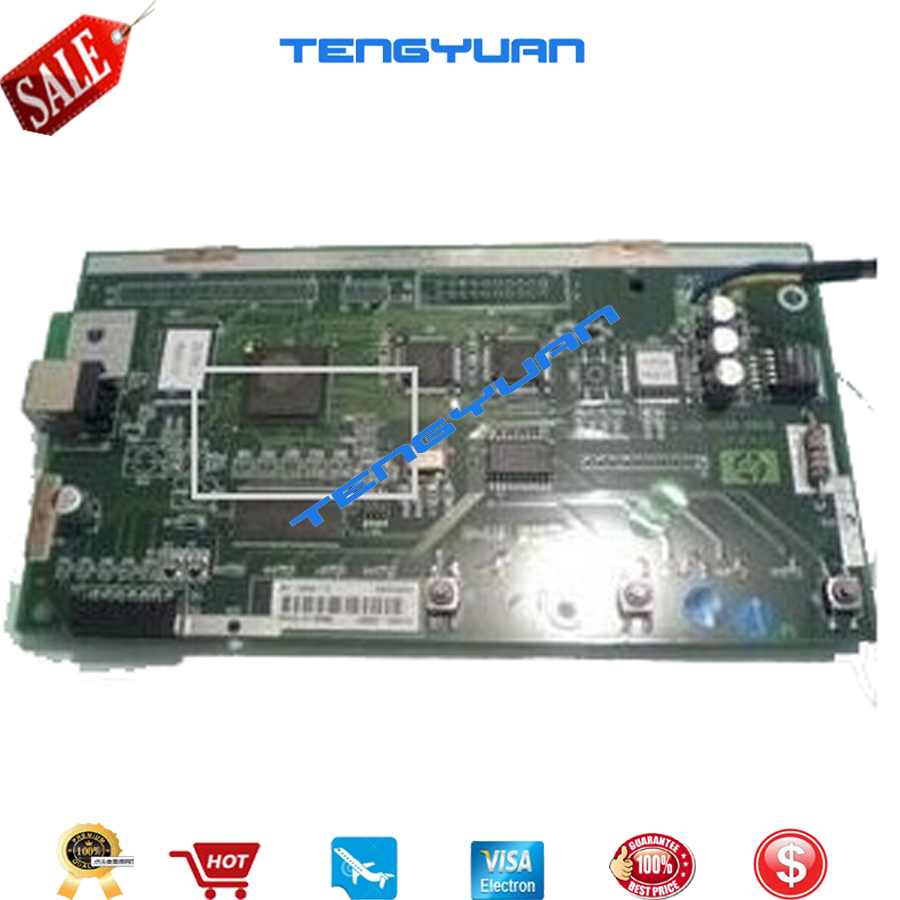цены Free shipping 100% test for HP2500L Formatter Board C9D001-67901 printer part on sale