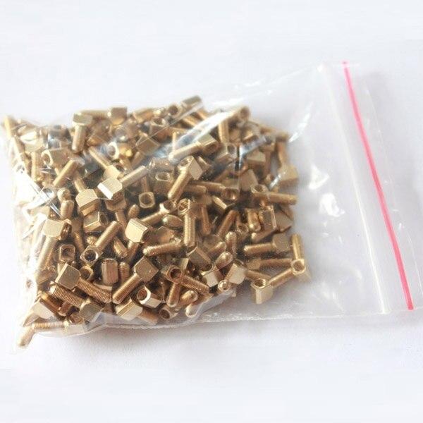 100PCS Violin Bow Repair Frog Eyelet Shank Standard Thread 4 4 3 4 1 2 1