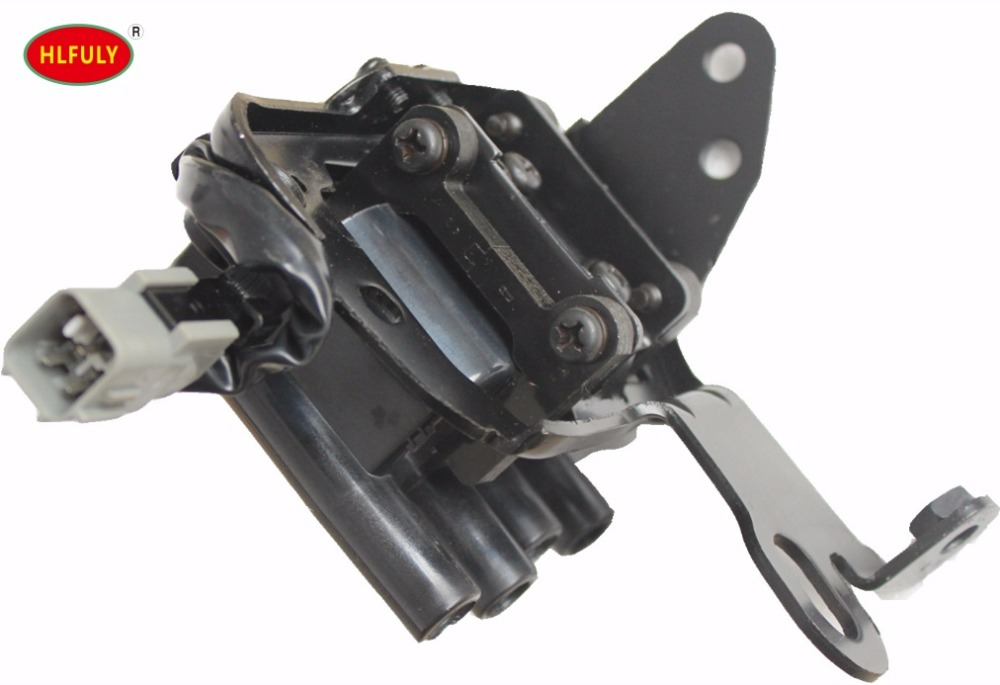 Otomobiller ve Motosikletler'ten Ateşleme Bobini'de 1 adet değiştirme için otomatik ateşleme bobinleri HYUNDAI Modern serin iki kapı spor araba OEM NO #27301  23700 title=