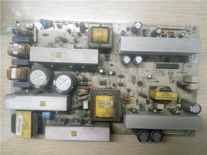 PSPU-J706A 2300KEG026A-F EAX41678701 Good Working Tested original pspu j706a 2300keg026a changhong pt32600 p32r1 32 f1 power board